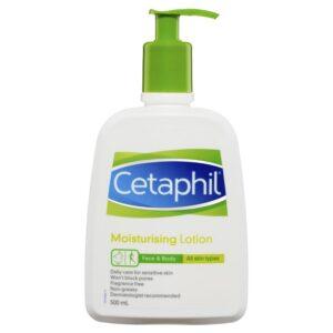 Cetaphil Moisturising Lotion All Skin Types