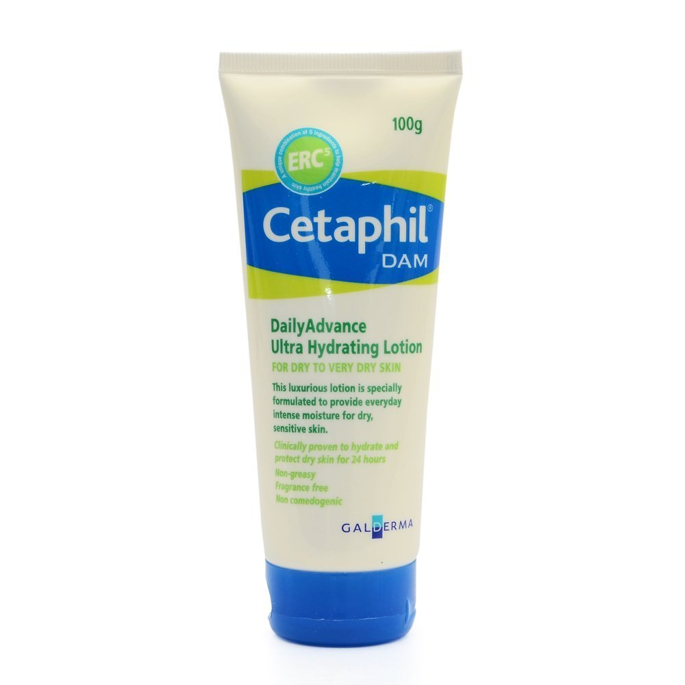 Cetaphil DAM Daily Advance Ultra Hydrating Lotion All Skin Types