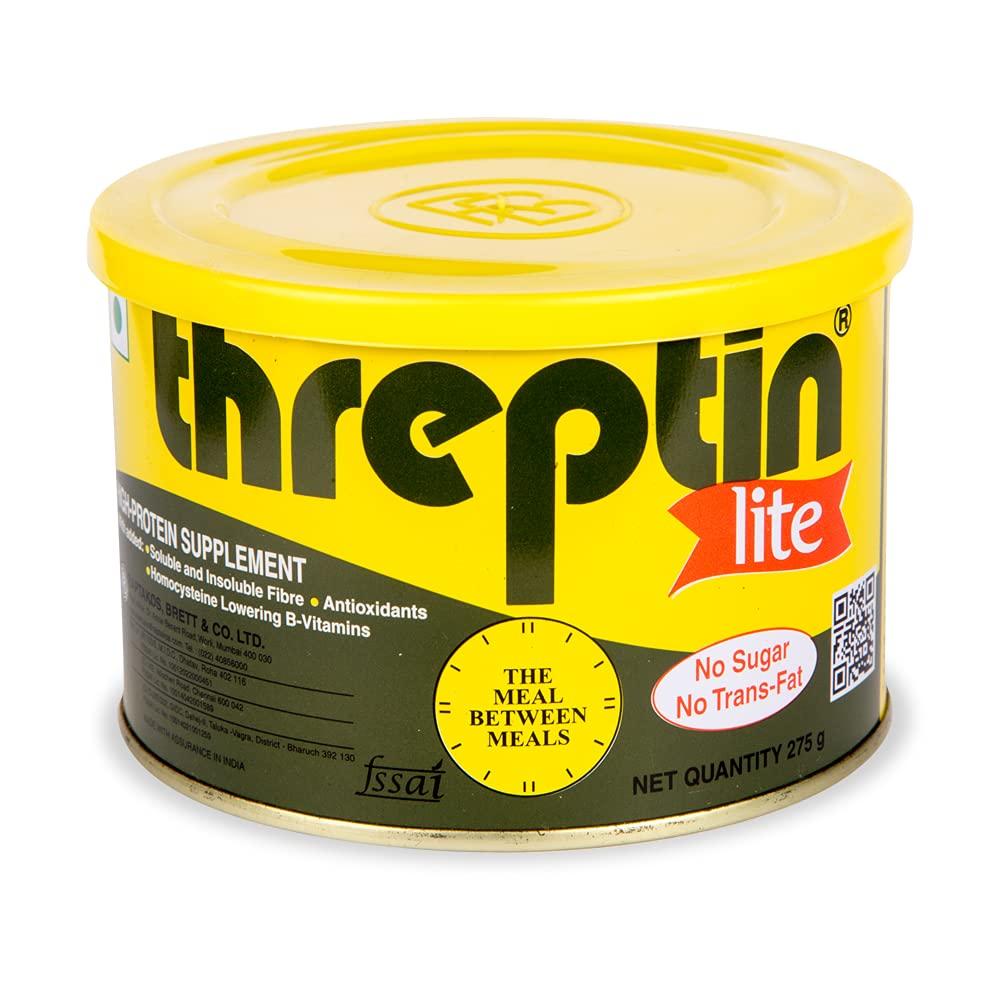 Threptin Lite High-Protein Supplement Diskette