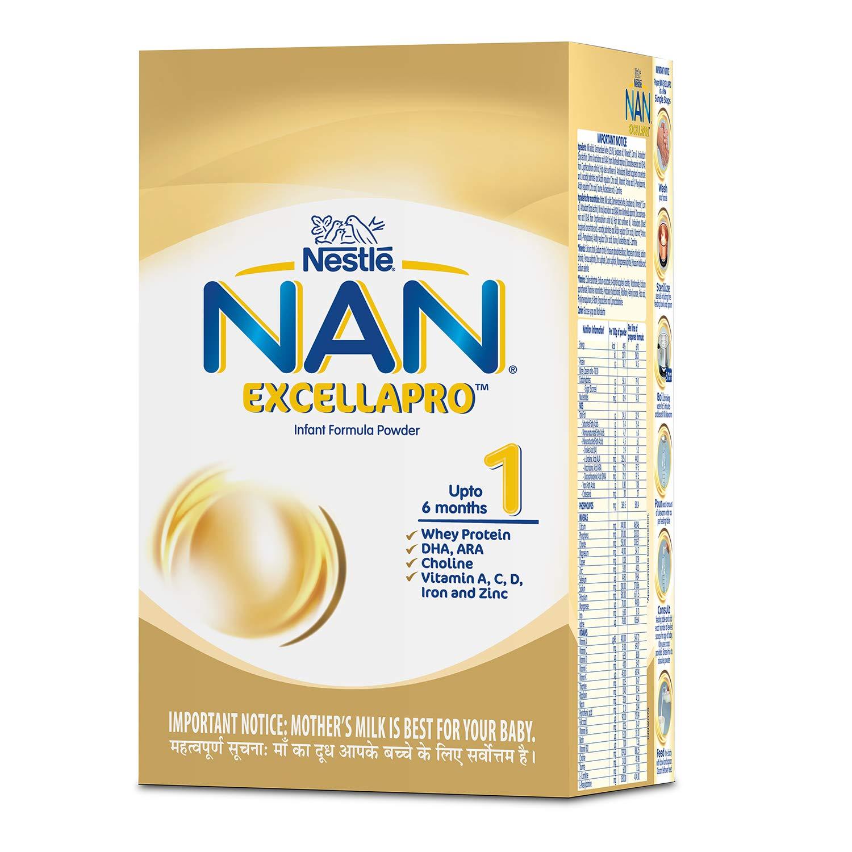 Nestle Nan Excella Pro 1 Powder