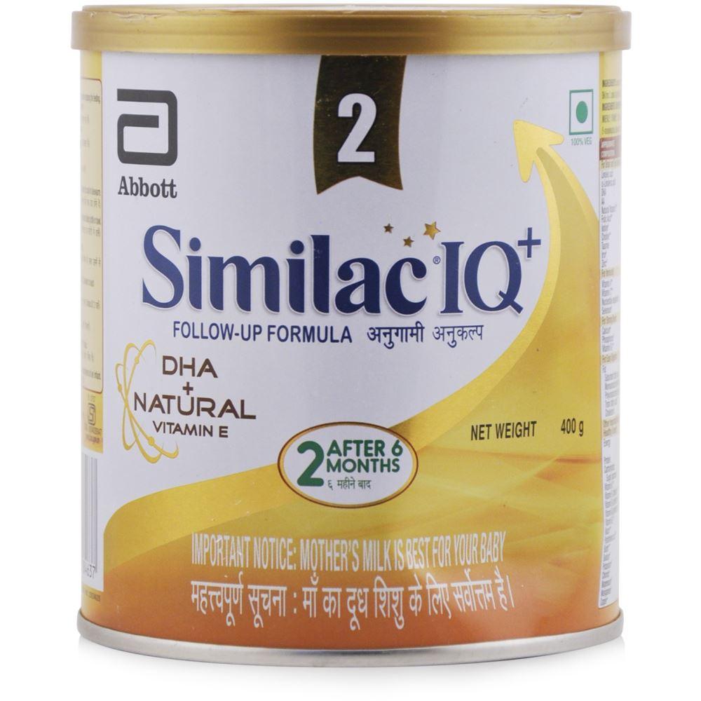 Similac IQ+ Follow-Up Formula Stage 2