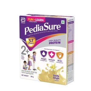 PediaSure Kids Nutrition Drink with Arginine & Natural Vitamin K2 Vanilla Delight for 2+