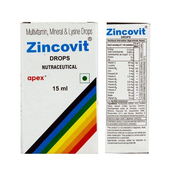 Zincovit Drops