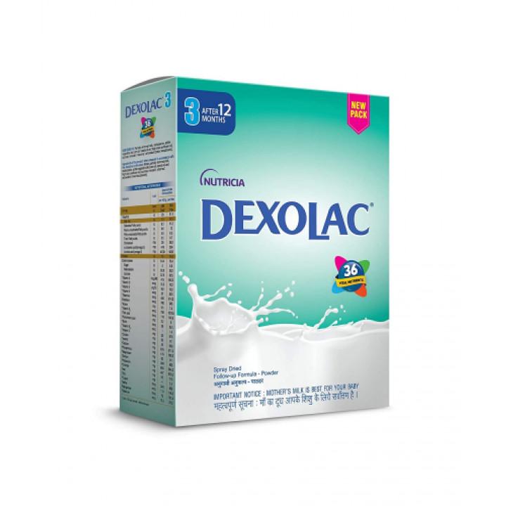 Dexolac 3 Follow-Up Formula Refill Pack