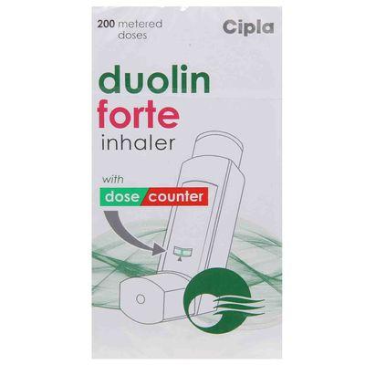 Duolin Forte Inhaler