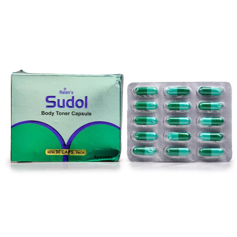 Ratan Sudol Body Toner Capsules
