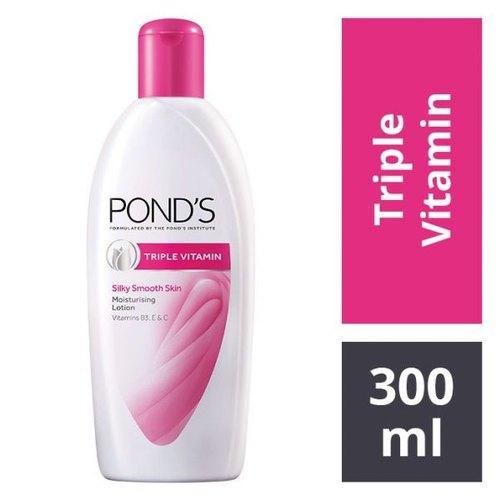 Pond's Triple Vitamin Moisturising Lotion